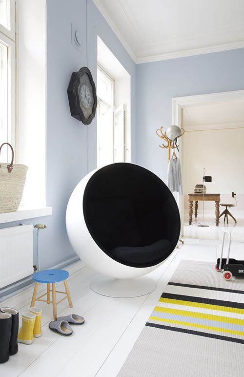 Ball Chair ...