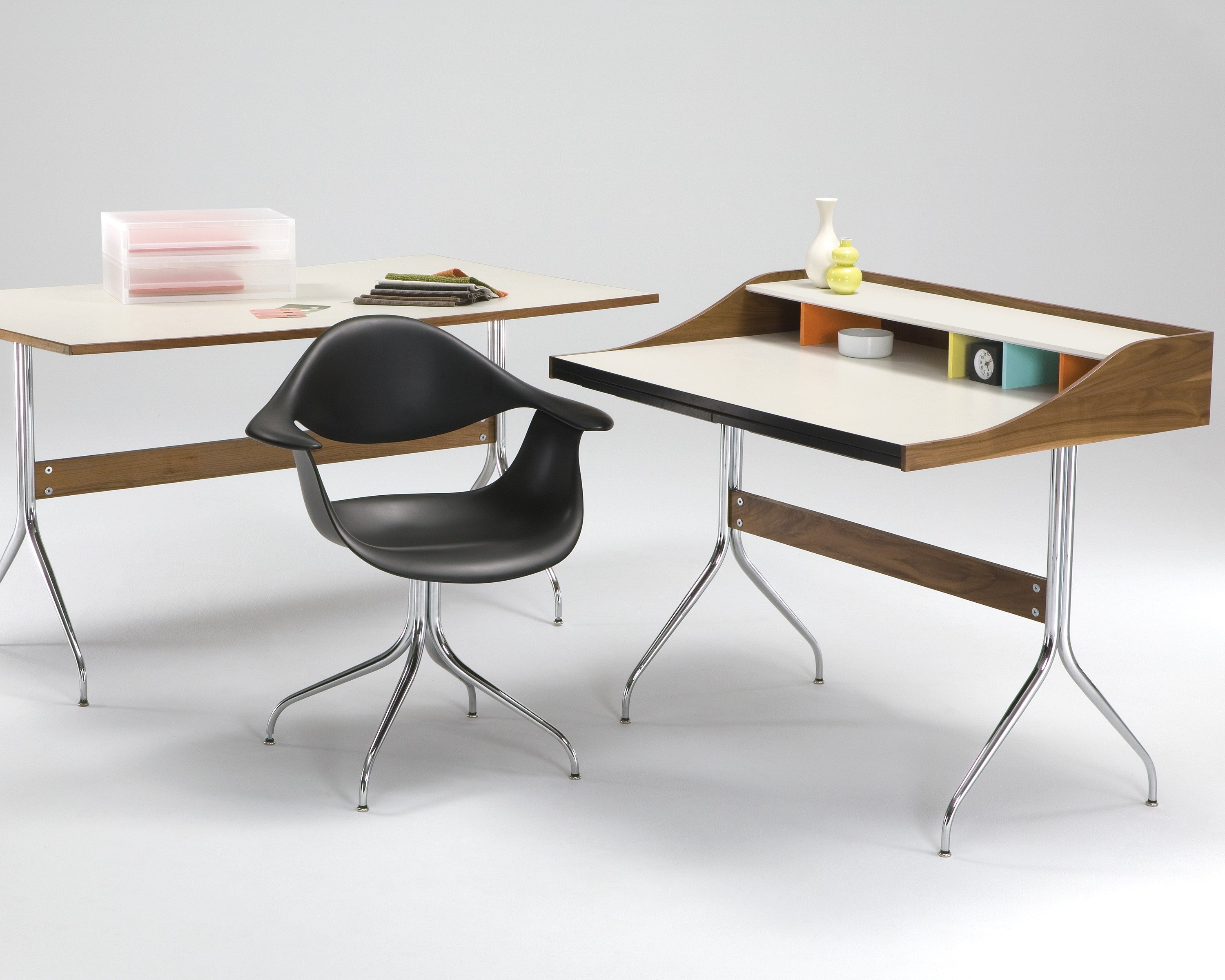 Swag Desk George Nelson Mad For Modern # Muebles George Nelson