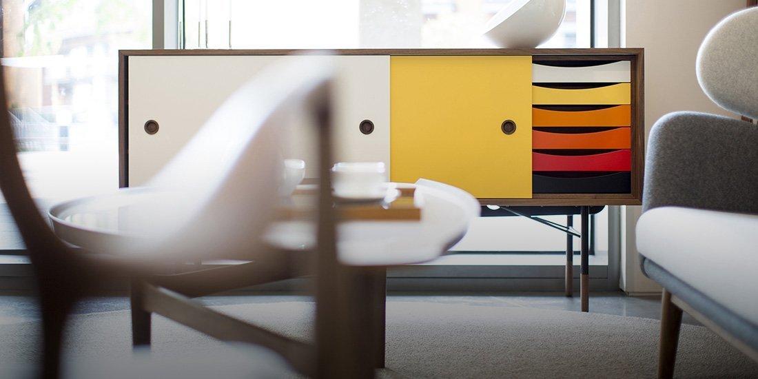 Muebles de diseño clásico moderno | Mad for Modern | La Barra, Punta ...